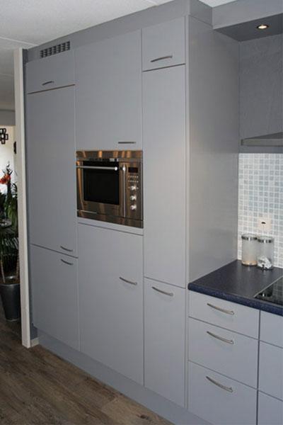 keukenkastjes kunststof verven