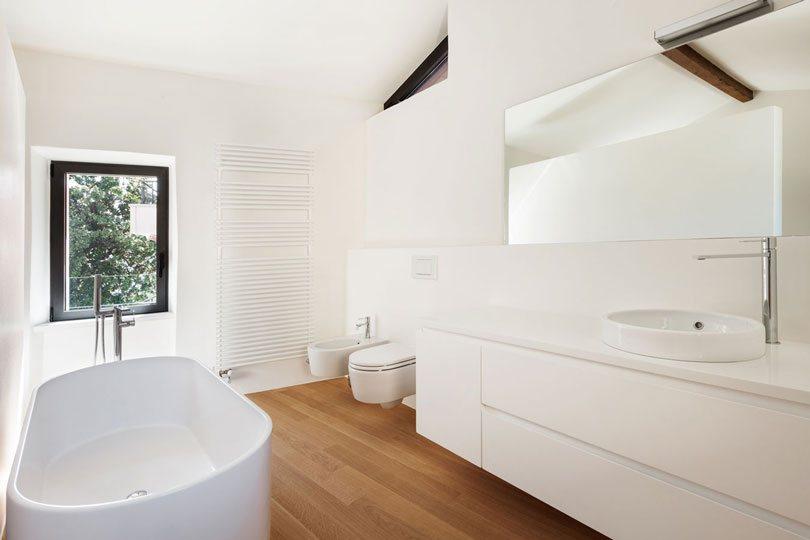 badkamer meubel spuiten