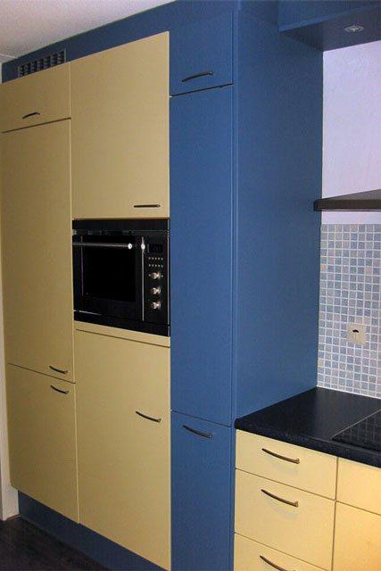 keukenkastjes kunststof voor verven