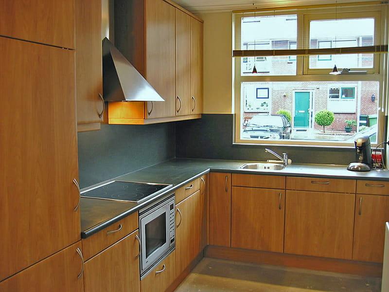 keuken voor keukenrenovatie