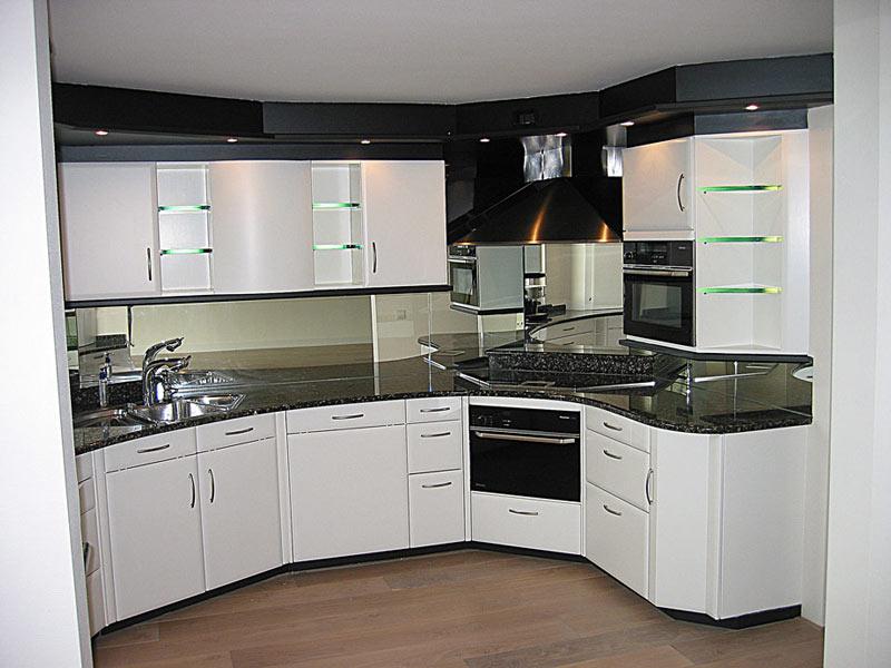 Bruynzeel keuken spuiten als keukenrenovatie