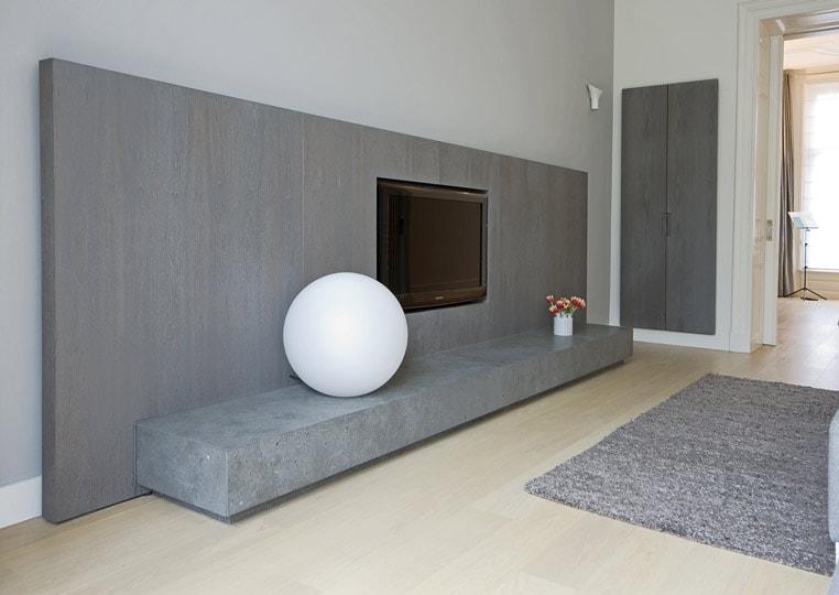 spuiten van tv meubel
