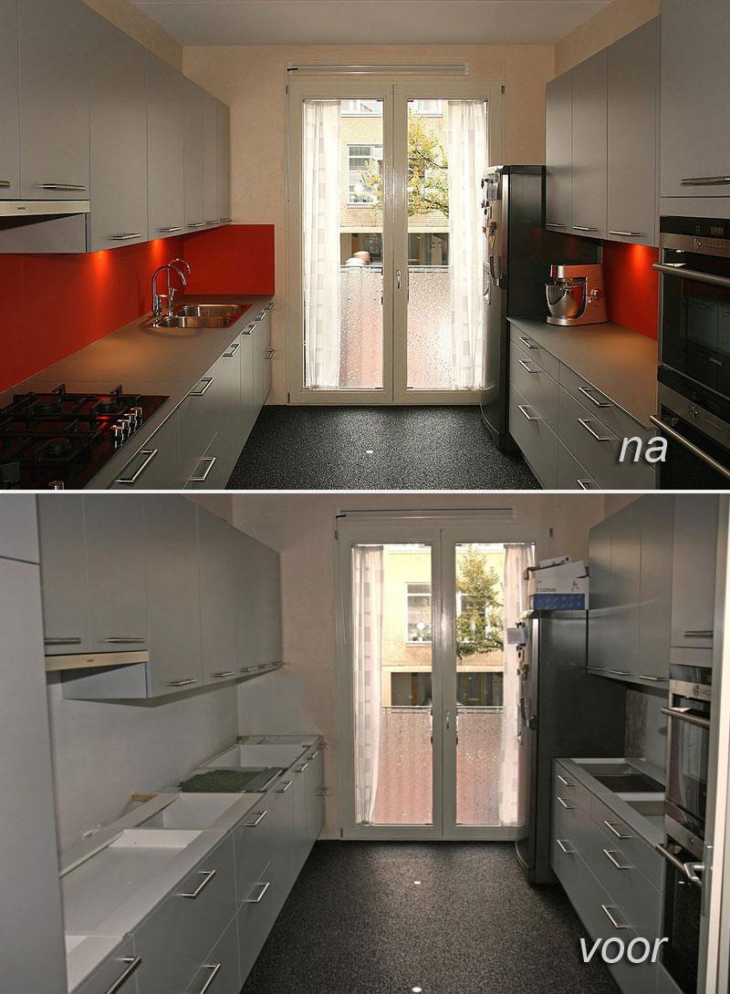 Super Keukenrenovatie | Mooier dan een nieuwe keuken door 25 jaar ervaring! WZ-65
