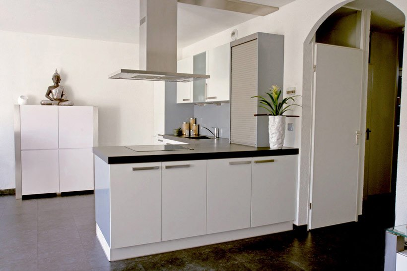 Keuken spuiten meubelspuiterij eurobord rotterdam