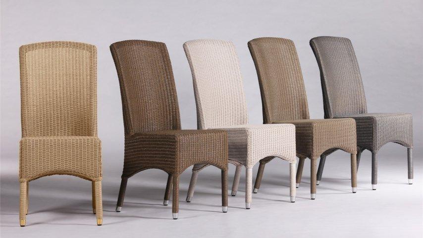 Lloyd loom stoelen verven meubelspuiterij eurobord for Loom stoelen