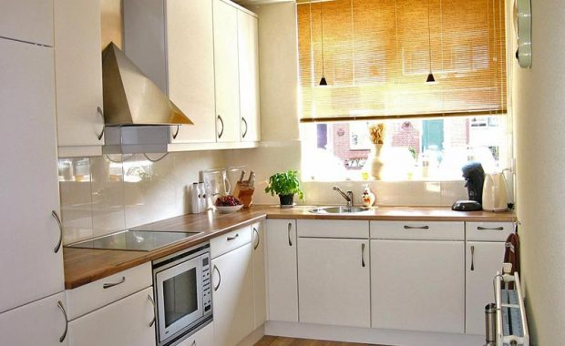 kunststof keuken laten spuiten