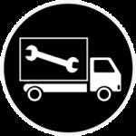 Onze meubelspuiterij en keukenspuiterij is u graag van dienst met een transport- en montageservice