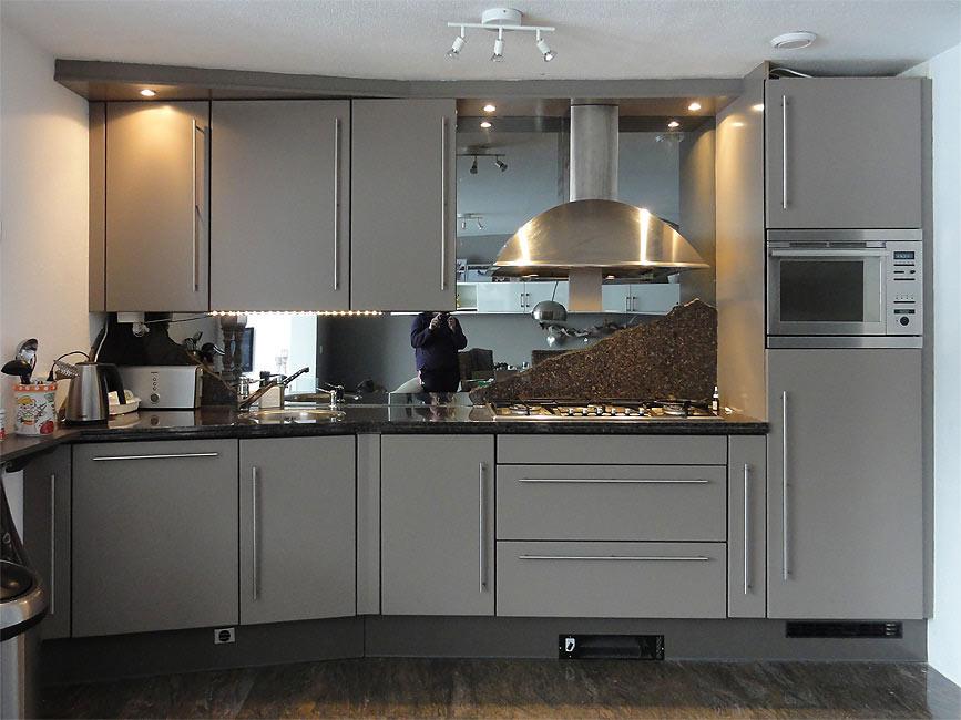 Bruynzeel Keuken Deuren : Bruynzeel keuken spuiten keukenspuiterij eurobord rotterdam