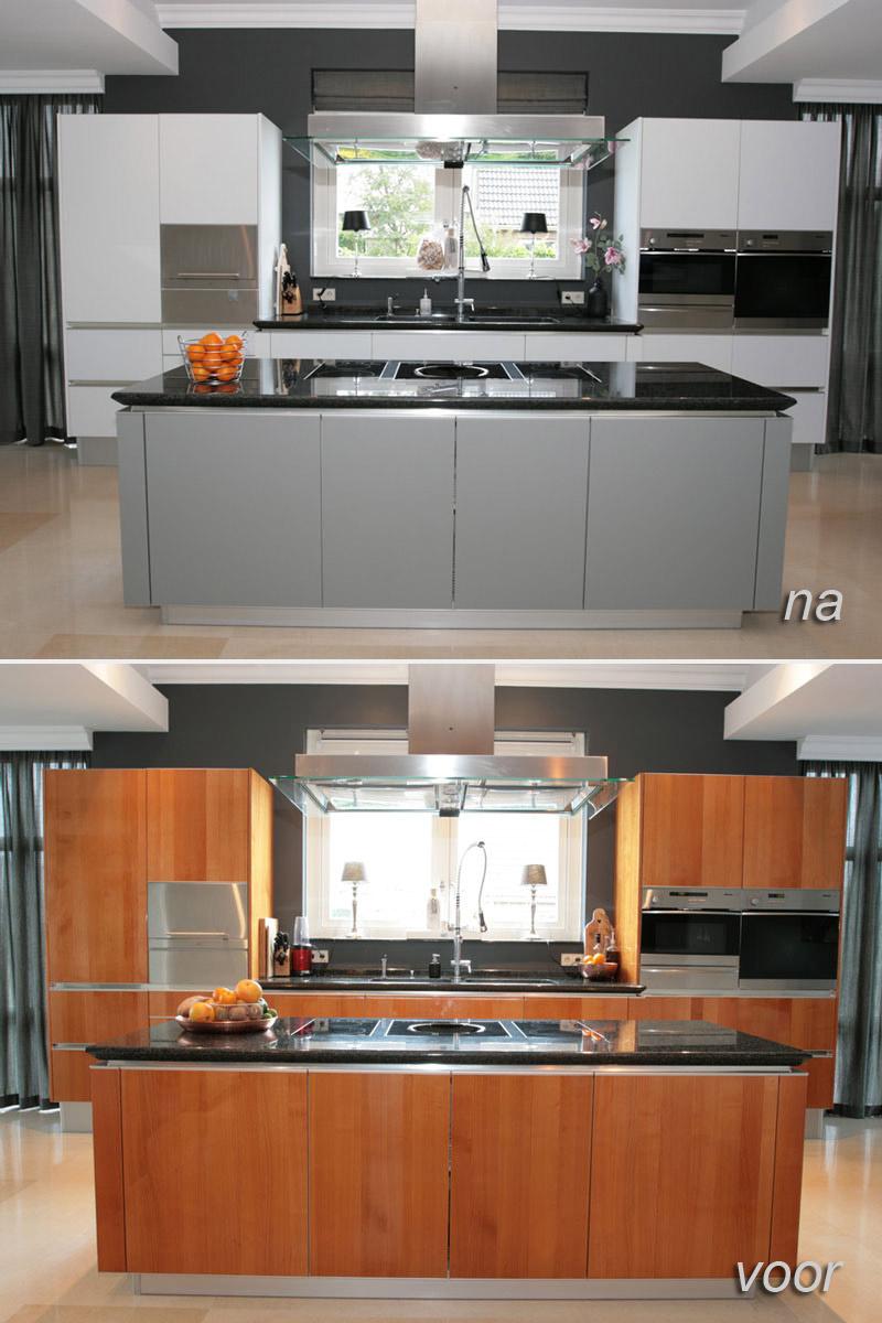 uw keuken pimpen is mogelijk in elke kleur